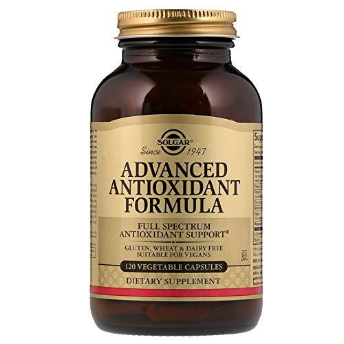 Solgar Advanced Antioxidant - 120 Capsules