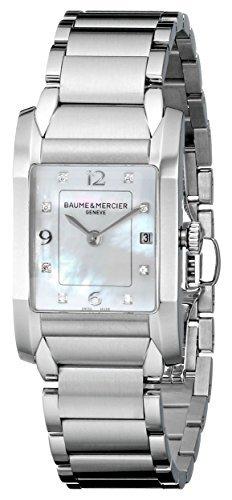 baume-mercier-femmes-de-moa10050-montre-a-quartz-en-acier-inoxydable-cadran-nacre-par-baume-mercier