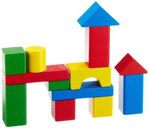 Heros Holzbausteine Baby-Box