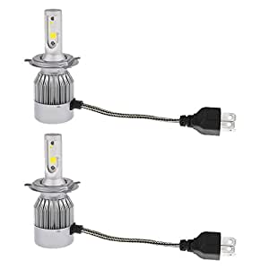Segolike 3800LM LED Headlight Bulb (Set of 2)