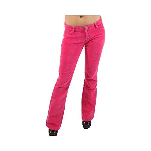 MISS SIXTY Damen Hose CORDHOSE in Pink Größe 29 (Aus Sixty Baumwolle Hose Miss)
