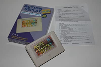 Saturn Action Replay 4M Auto Plus from HKEMS