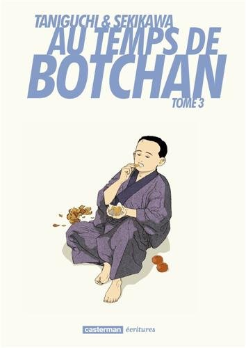 Au temps de Botchan - Casterman Vol. 3