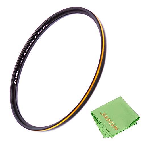 JongSun S-Pro HD Nano MRC UV Filter 95mm, 16-Lagig Mehrlagenbeschichtung, SCHOTT B270, Kameras Ultraviolett Schutzfilter Filter (95mm Uv Filter)