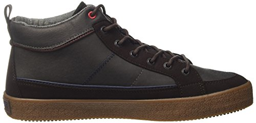 U.S.POLO ASSN. Sylvester, Montantes Homme Marrone (Dark Brown)