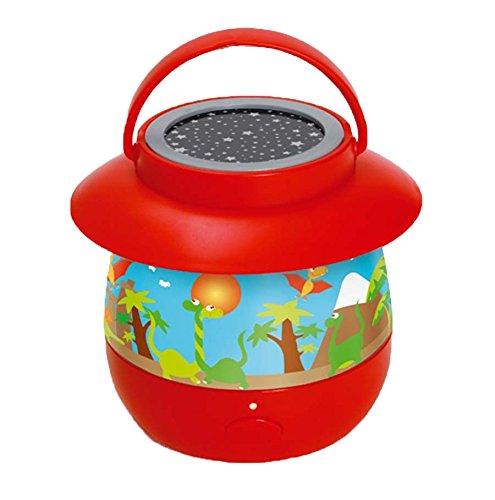 Scratch 6182321–Luz nocturna Dino, varios juguetes