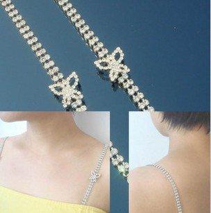 Diamante-Reggiseno-Spallacci-cristallo-Design-File-doppie-farfalla–Coppia