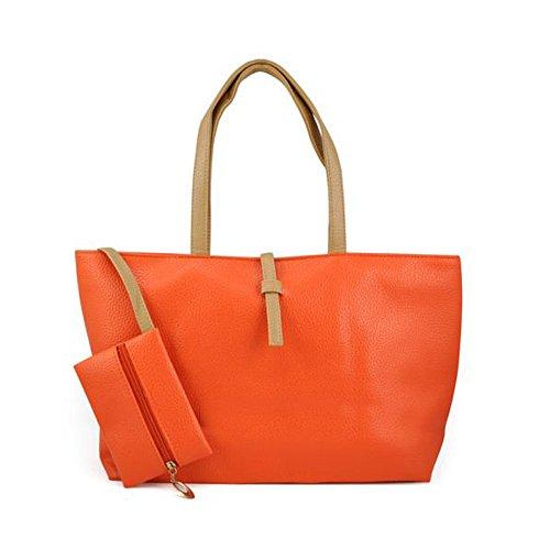 sodial-r-coreano-stile-borsetta-hobo-borsa-di-cuoio-borsa-a-tracolla-pu-da-donna-arancione