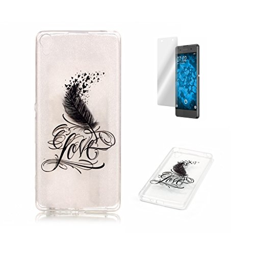 sony-xperia-xa-case-with-tempered-glass-screen-protectorfatcatparadisetm-anti-scratch-transparent-so