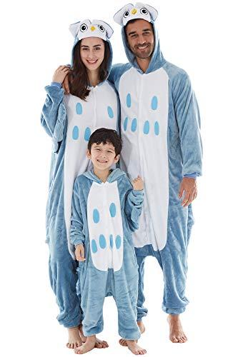Eule Halloween Kostüm Für Baby - INFLATION Kinder Pyjamas Cosplay Jumpsuit Einteilig