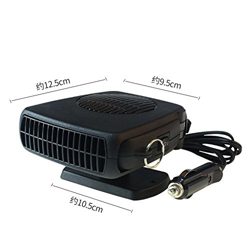 SL&LFJ Auto klimaanlage,Auto-heizgerät lüfter Ventilator kompakte Tragbare Kleine Desktop-A (Tragbares Desktop Heizgerät)