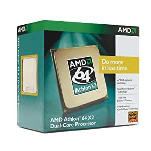 AMD athlon 64 x2 4450B box (processeur à 4 coeurs 2,3 gHz, socket aM2, 65nm 1MB, l2-mo)