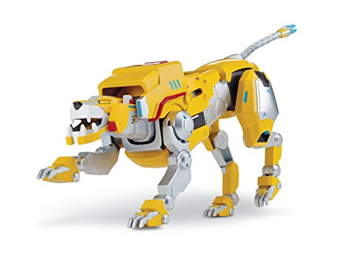 Voltron Legendäre kombinierbares gelb Löwe Action Figur (Voltron-spielzeug)