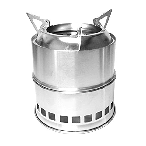 LOKEP Portable Camping Stove Stainless Steel Stove