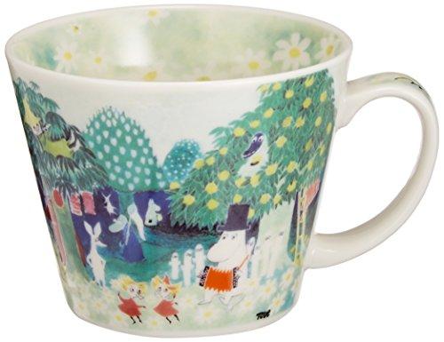 Moomin Valley Water Color Soup Mug Cup Yamaka Japan by Yamaka Japan
