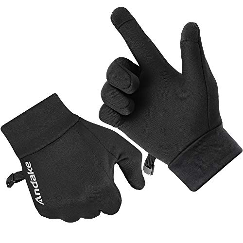 Andake Winter Thermal Gloves, Me...