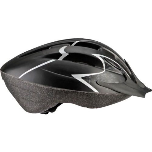 Challenge Bike Helmet - Men's with accompanying 3D Movement Bicycle Alarm  by Challenge