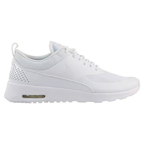 Nike Damen Wmns Air Max Thea Sneaker, Weiß (White/White/White 107), 38.5 EU (Air Wmns)