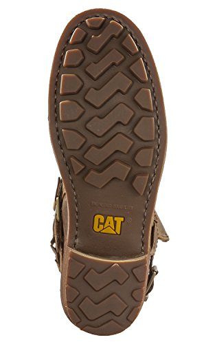 Cat Footwear CAROLINA, Stivali da motociclista Donna Marrone (Aspen)