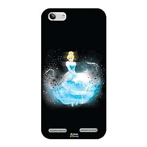 Hamee Disney Princess Official Licensed Designer Cover Hard Back Case for Lenovo A6000 / A6000 Plus - Design 6