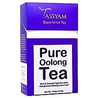 Tassyam Premium Oolong Tea Darjeeling 50 Grams