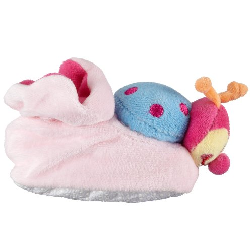 Playshoes 101103, Chaussures mixte enfant Rose