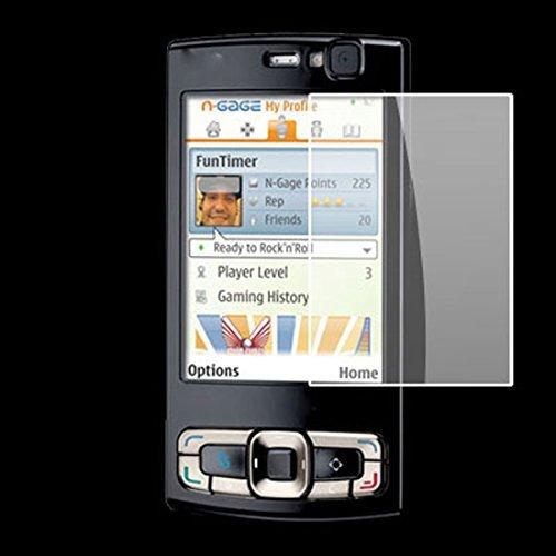 Anti-stof Clear LCD screen protector voor de Nokia N95 N95 Lcd