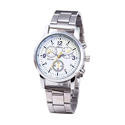 Herren Mode Geschäft Quarz Uhren Edelstahl Band Wasserdicht Armbanduhren DREI-Augen-Herrenuhr Outdoor Casual Leuchtend Uhr Männer Mechanisch Sport Armband