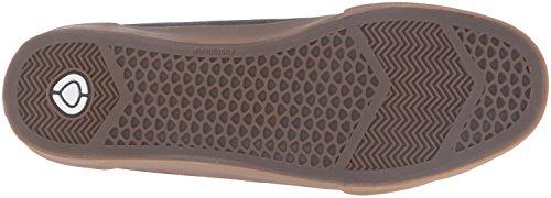 C1rca Fremont Toile Chaussure de Basket Black-Gum