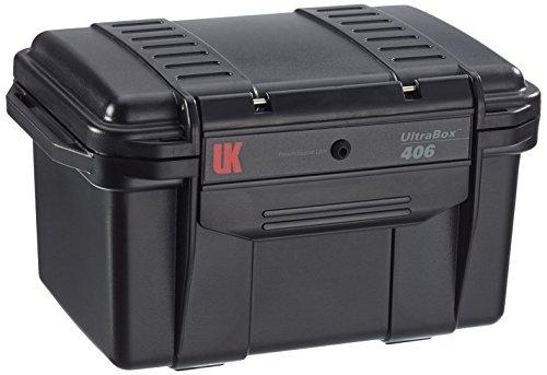 UK Lights Ultrabox 406 Boîte 17 cm 1,1 l Noir