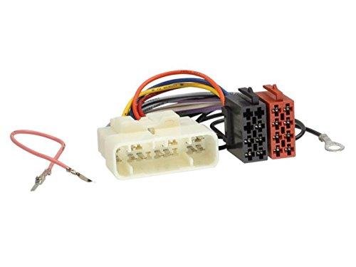 ACV 1161-02 Radioanschlusskabel für Isuzu Rodeo (ISO 4-Kanal) (Zubehör Isuzu Rodeo)