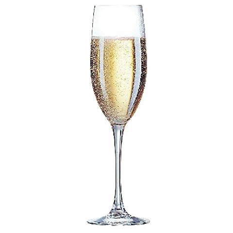 Chef & sommelier cj050Flûtes à champagne, Cabernet Tulip, 240ml (Lot de 24)
