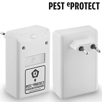 qtimber Pest eProtect Insect & Mouse Repeller 6 x 19 x 14 cm max 1000 characters 2