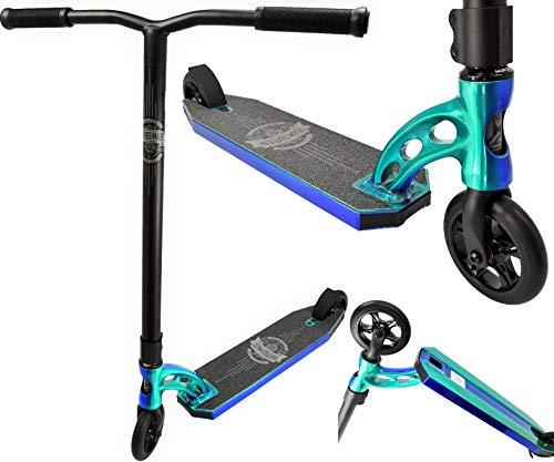 Unbekannt MGP MADD Gear Stunt-Scooter + Odi Barends +F26 Sticker & Armband (VX8 Team LTD Neo Faze)