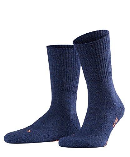 FALKE Herren Socken Walkie Light, Blau (Jeans), 44/45 -
