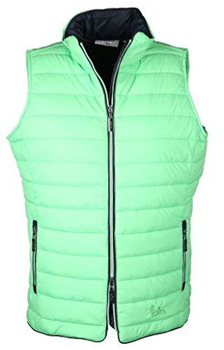 wind sportswear Damen Weste Größe L Grün (grün) Wind-weste