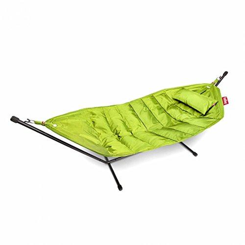 Fatboy® headdemock incl. Rack & Pillow Lime Green