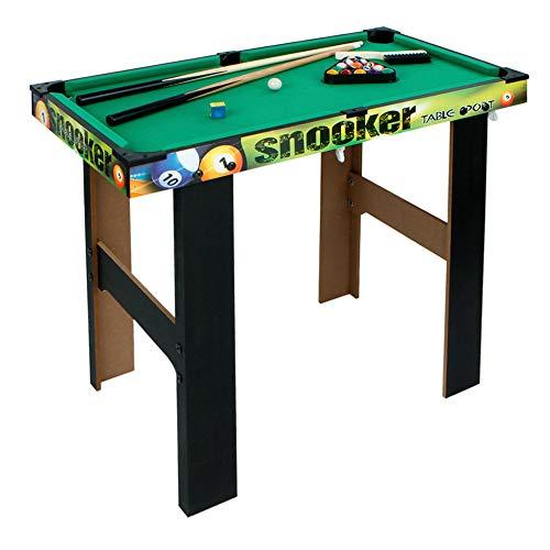 COLORBABY - Billar de Madera Snooker (85326)