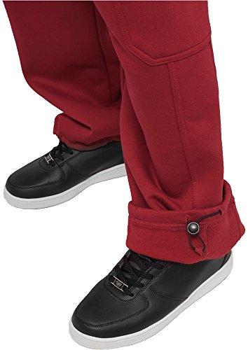 Urban Classics Herren Hose Cargo Sweatpants Grey