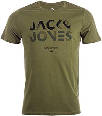 Jack & Jones Core Booster - Camiseta, cuello redondo