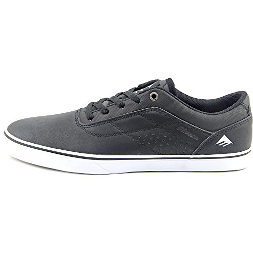 Emerica The Herman G6 Vulc Synthétique Baskets black/white/gum/noir