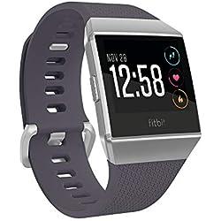 Fitbit Ionic -, Azulado/Gris Plateado