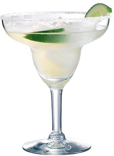1936 König (Durobor 1936/27 Elite Marguerita Cocktailglas 270ml, 6 Gläser, ohne Füllstrich)