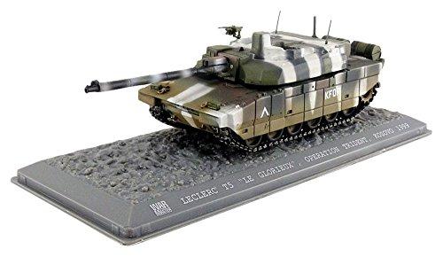 Simba Dickie 421721110 - Maqueta de Tanque Leclerc T5 (Escala 1:72)