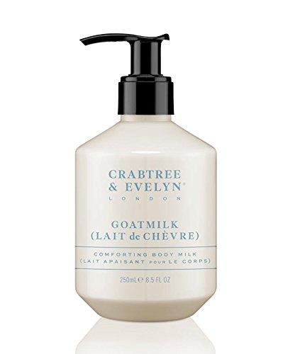 Crabtree & Evelyn Ziegenmilch (Crabtree & Evelyn Goatmilk Body Milk 250 ml)