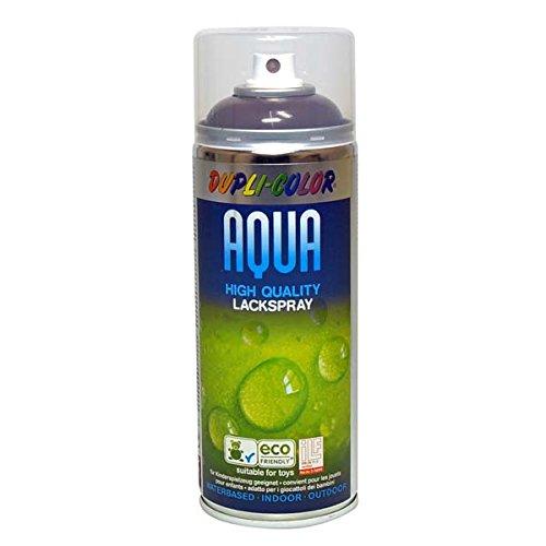 Preisvergleich Produktbild Dupli-Color 252525 Aqua schokobraun 8017 glänzend 350 ml