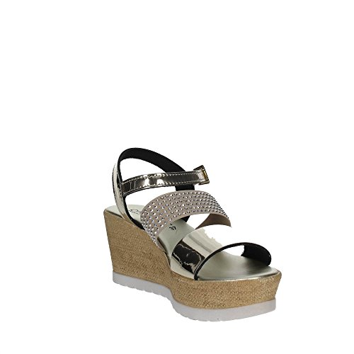 Cinzia Soft IG9475 002 Sandalo Donna Platino