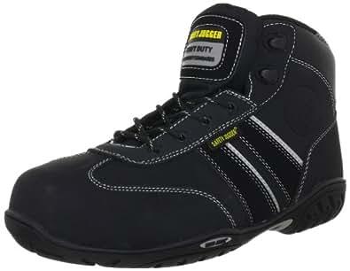 Safety Jogger Senna Unisex-Erwachsene Sicherheitsschuh, Schwarz (schwarz), EU 40