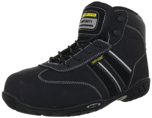 Safety Jogger Unisex-Adult Senna Safety Shoes Black 13 UK, 47 EU (Schuhe Unisex Racing)