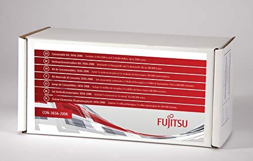 Fujitsu 3656-200k scanner kit di consumabili